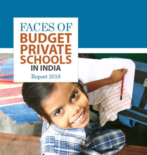 REPORT ON BUDGET PRIVATE SCHOOLS IN INDIA, 2018