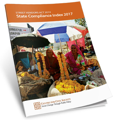 Street vendors act  compliance index 2017