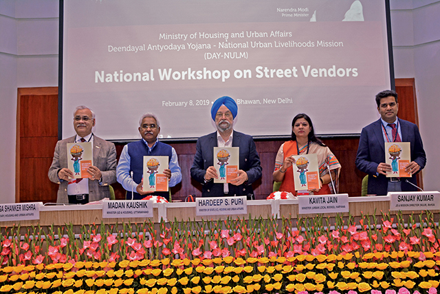 Launch of Centre for Civil Society's Report on Implementing the Street Vendors Act
