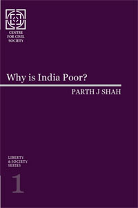 Why is India Poor?